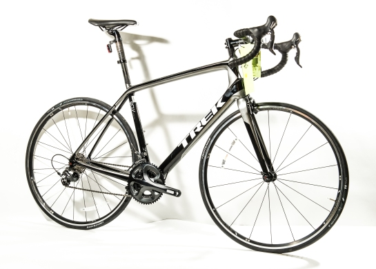 Trek Madone 5.2 in a 54 and a 59.  Hot bike!  Full Ultegra.  Was $3399, now $2399