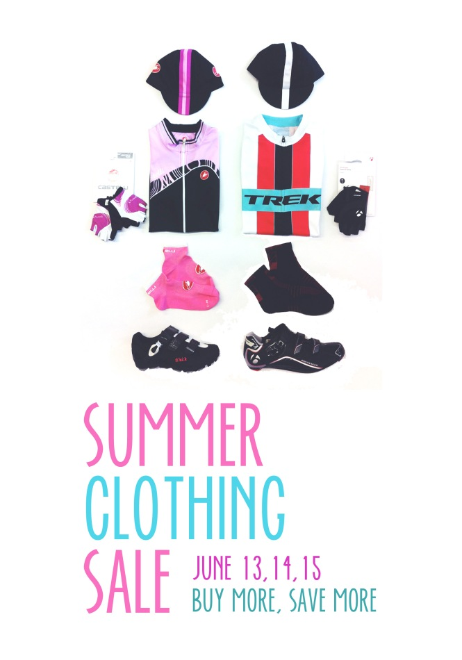 email summer clothing sale copy