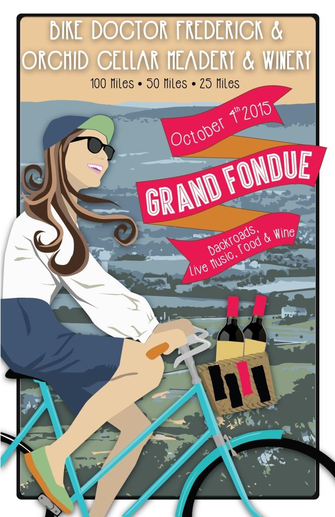 grand fondue 2015 poster